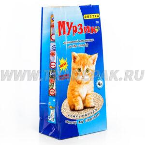 Упаковка для наполнителей кошачьих туалетов