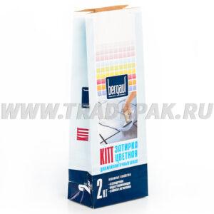 Упаковка для строительных смесей
