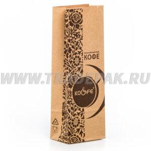 Бумажная упаковка для фасовки чая и кофе