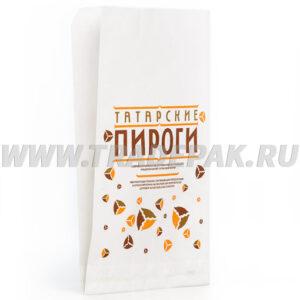 Бумажные пакеты для выпечки с плоским дном