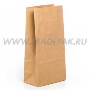 Пакет с прямоугольным дном без печати