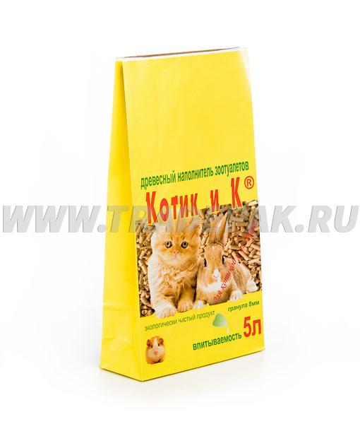 Пакет для наполнителей кошачьих туалетов 3