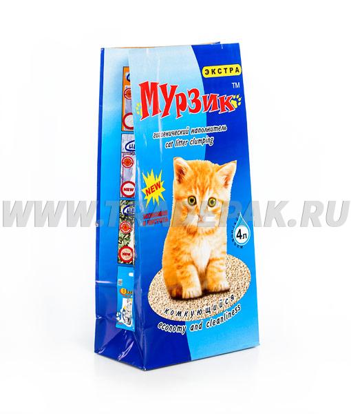 Пакет для наполнителей кошачьих туалетов 5