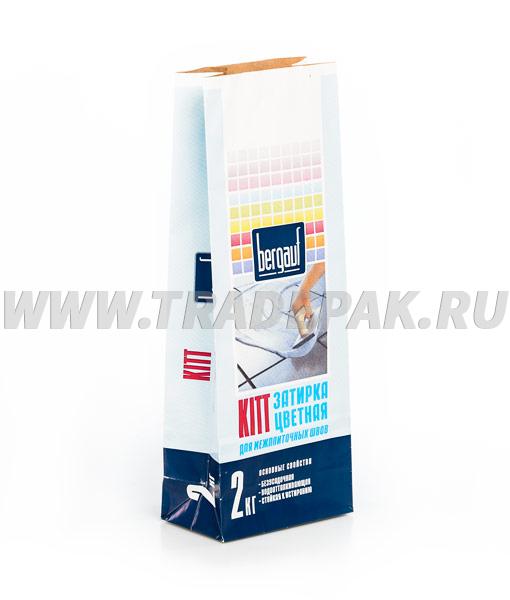 Пакет для строительных смесей 1